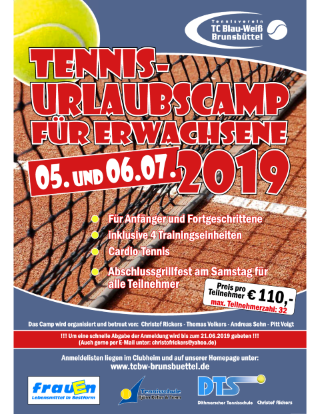 Tennis Erwachsenen Camp (Mobile)